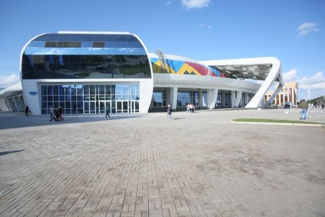 В Красноярске сдан еще один объект будущей Универсиады