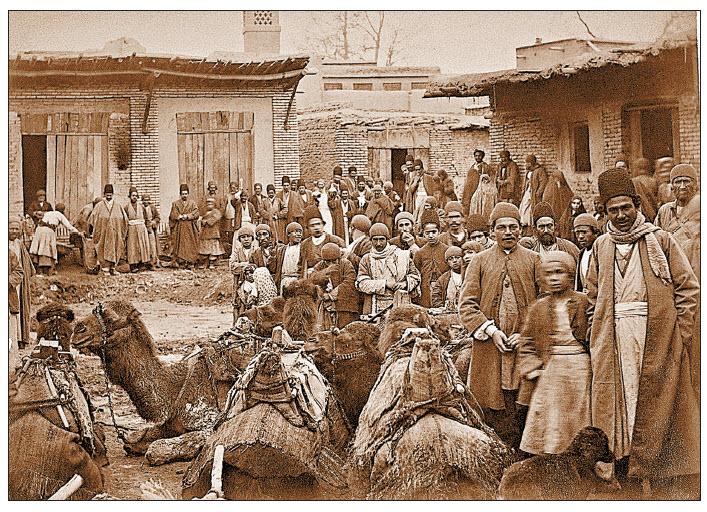 Нор-Джуга. Армянский беспредел в мусульманском Исфахане.