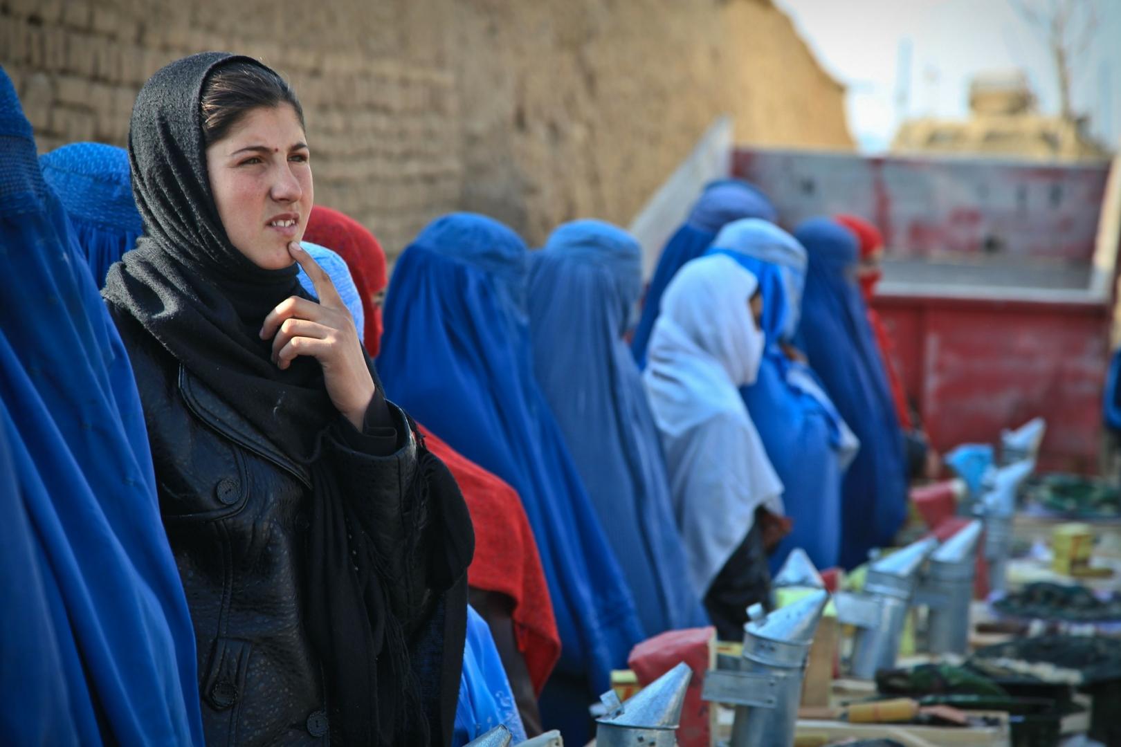 Казахстан выделил $50 млн на обучение женщин Афганистана - ИА REGNUM