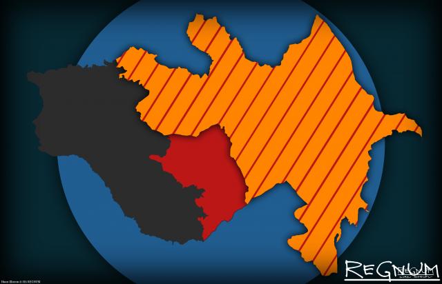 Баку раскритиковал заявление Пашиняна о Карабахе в составе Армении