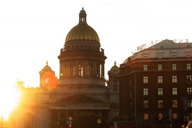 Петербургская погода в сентябре стала самой тёплой за 80 лет