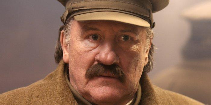 Жерар Депардье в роли Сталина