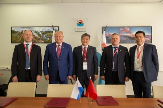 Китайский инвестор планирует создать многофункциональный порт на Камчатке