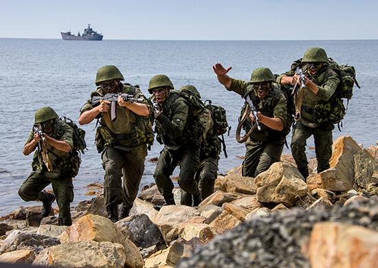 Высадка морского десанта