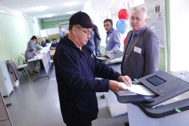 Выборы в Омской области