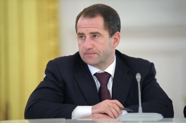 Новый посол России вручил копии верительных грамот главе МИД Белоруссии
