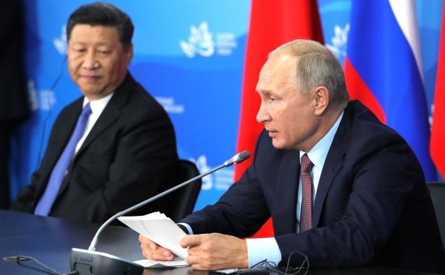 Россия и Китай: континентальная самооборона
