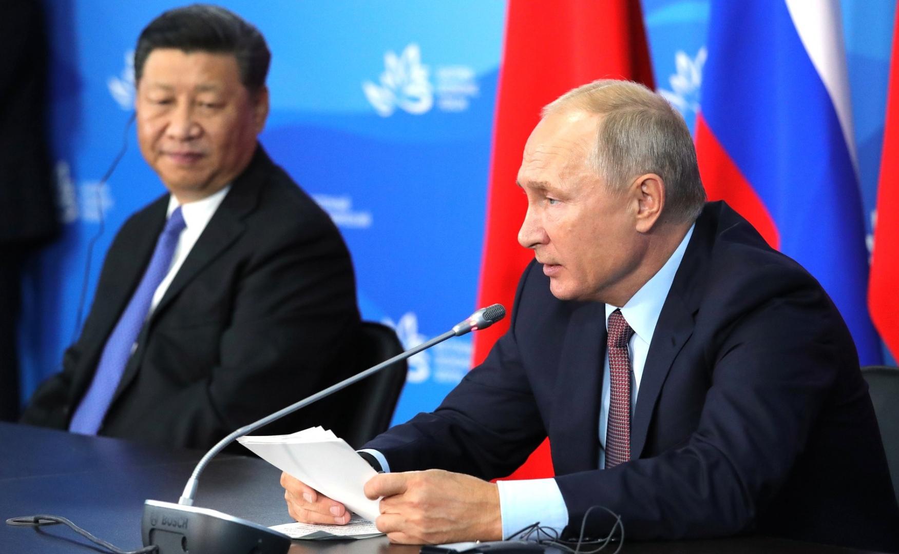 Заявления для прессы по итогам российско-китайских переговоров. 11 сентября 2018 года, Владивосток