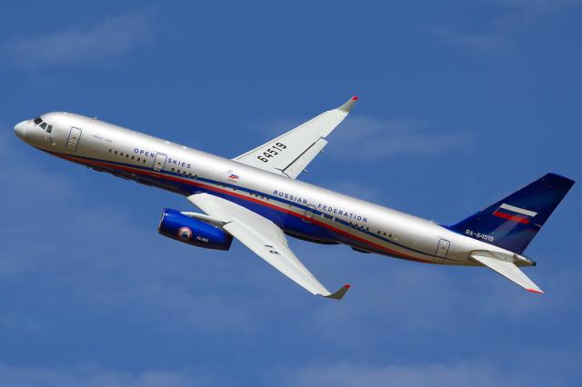 США заблокировали наблюдательные полеты Ту-214-ОН