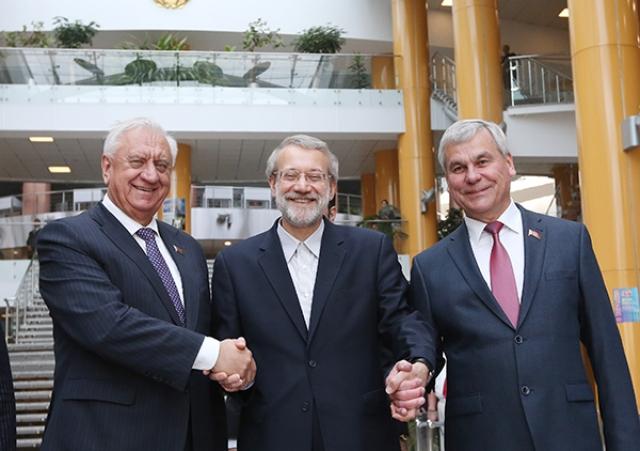 Спикер парламента Ирана: Отношения с Минском – сердечные и дружеские