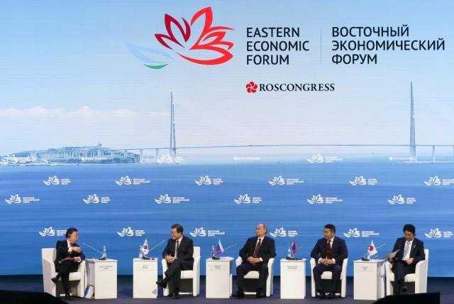 Путин: Дальний Восток становится точкой роста