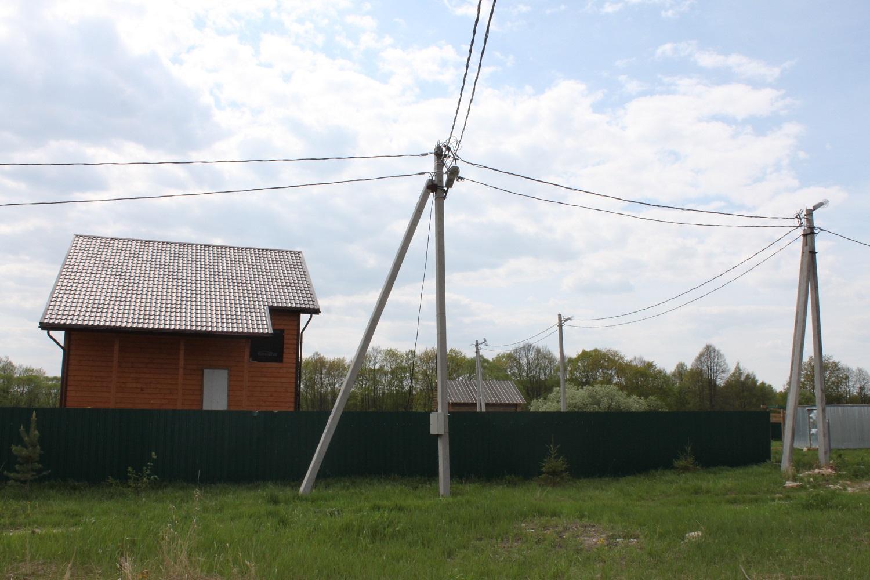 Подключение электроэнергии к частному дому.