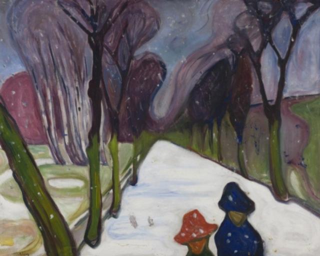 «Привет, зима»: в Красноярском крае и в Хакасии выпал снег