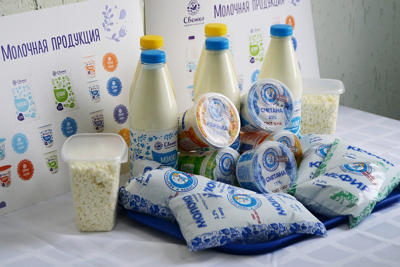 Продукция появится на прилавках магазинов под региональным брендом «Смолпродукт»