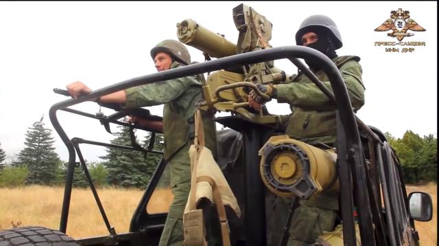 Украинские катера в Азовском море ждет «горячий» приём войск ДНР. Видео