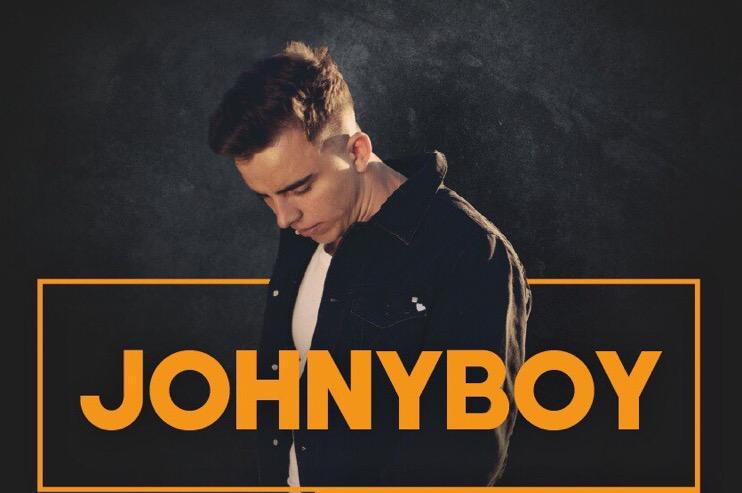Афиша концерта Johnyboy (фрагмент)