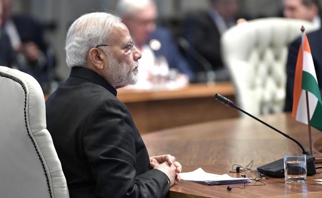 Нарендра Моди: внешние враги пользуются разобщенностью индийского общества