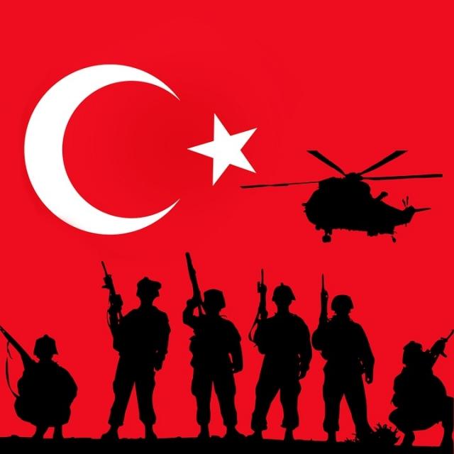 Reuters: Турция перебрасывает в Идлиб войска, оружие и боеприпасы