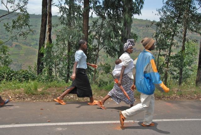 Женщины составили абсолютное большинство в руандийском парламенте