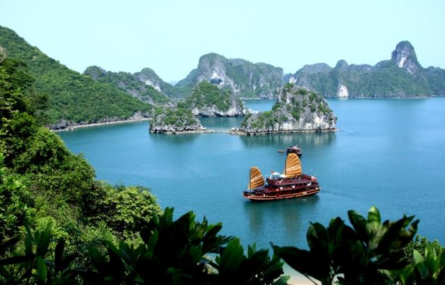 Вьетнам занял третье место в мире по росту объемов международного туризма