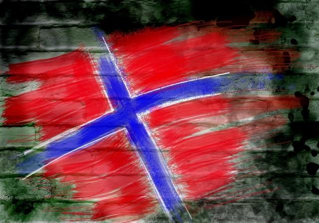 После выборов в Швеции норвежский политический мир разбился на два лагеря
