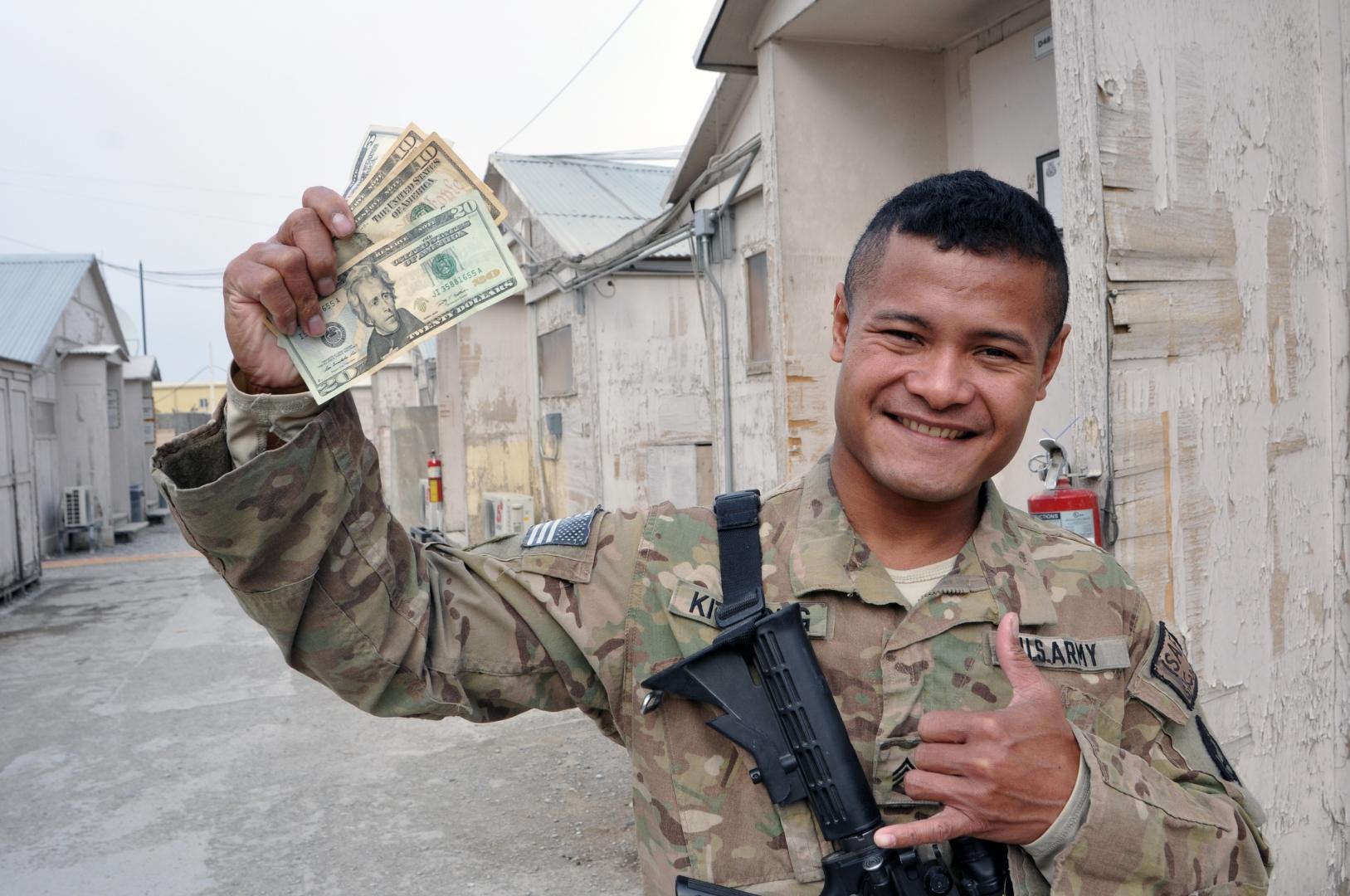 Деньги и армия