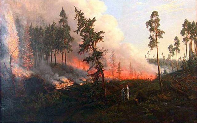 Красноярский край: режим ЧС снят, но леса продолжают гореть
