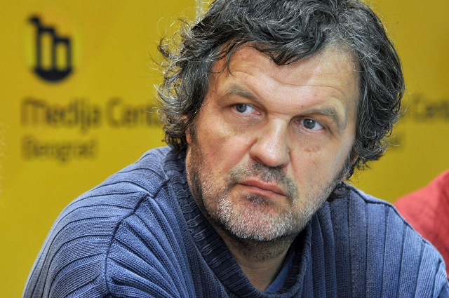 Эмир Кустурица намерен построить дом на берегу Ангары