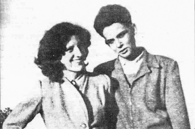 Морис и Жозетт Оден