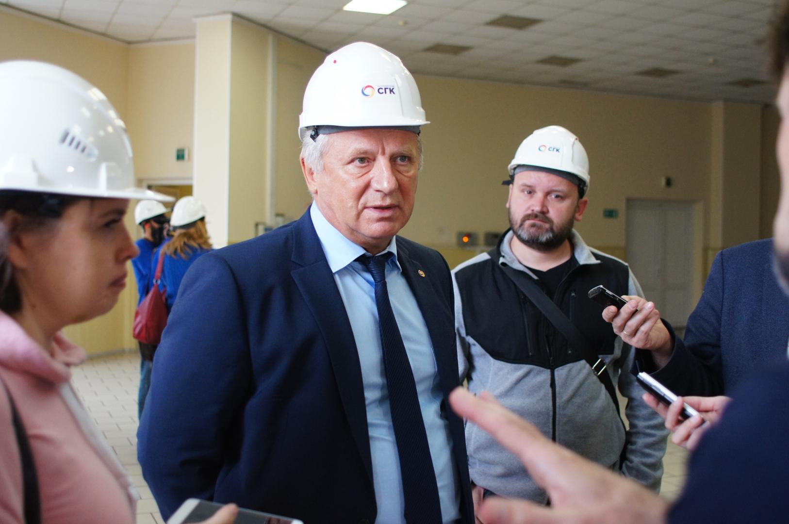 СГК готова обеспечить зимой надежное теплоснабжение городов Кузбасса