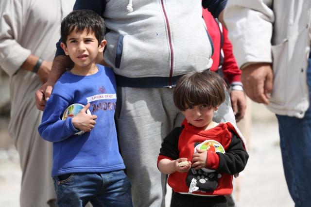 Израиль прекратил гуманитарную помощь приграничным районам Сирии