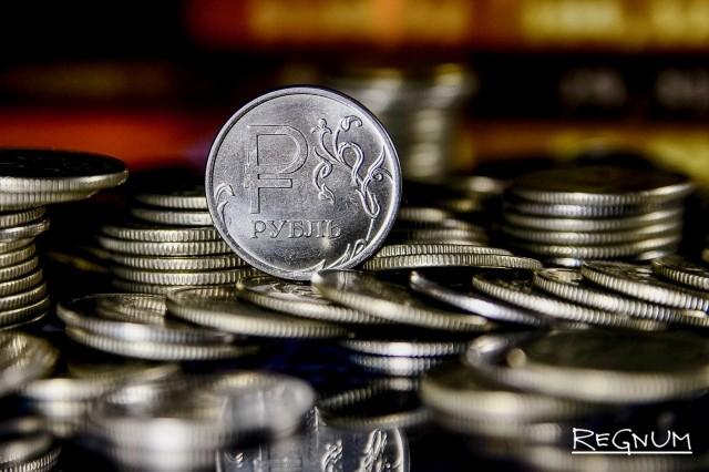 Рубль отреагировал на решение ЦБ РФ укреплением