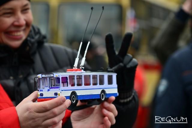 В администрации Рязани отчитались об обновлении городских троллейбусов