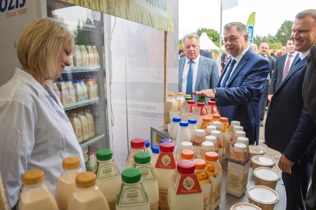 Калужская область намерена производить миллион тонн молока в год