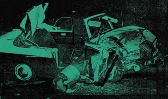 Трое детей пострадали в дорожной аварии на юго-западе Петербурга
