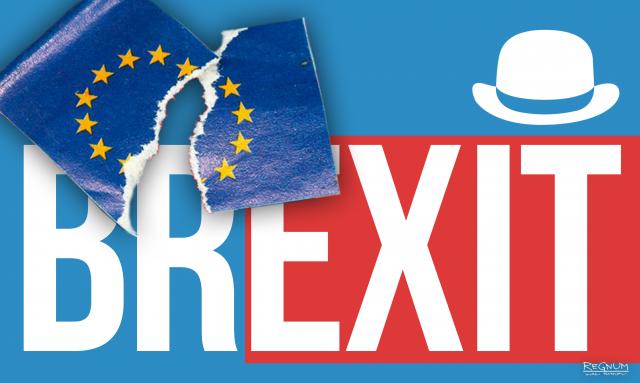 Брюссель озвучил «ключевые разногласия» по Brexit с Лондоном