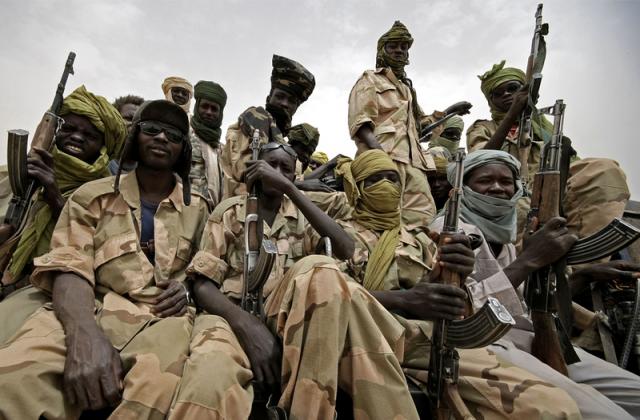 В Южном Судане снова бои — мир продержался двое суток