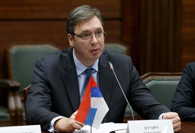 Президента Сербии Вучича обвинили в разжигании войны в Косово