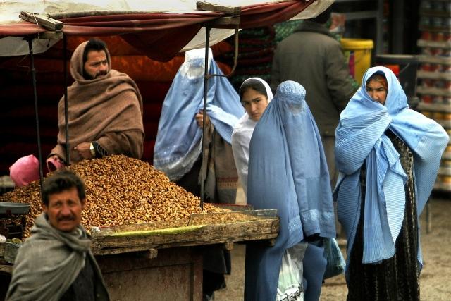 В афганской провинции Кундуз избирательницы опасаются за свою безопасность
