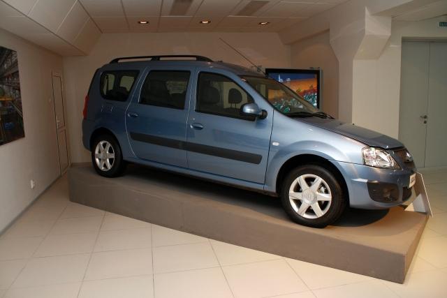 АвтоВАЗ представил модель LADA Largus для инвалидов