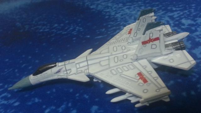 Китайский истребитель J-15 доказал пригодность к ночному бою