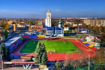 Стадион клуба «Тамбов»