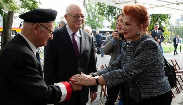 США – Польша: визит старой дамы