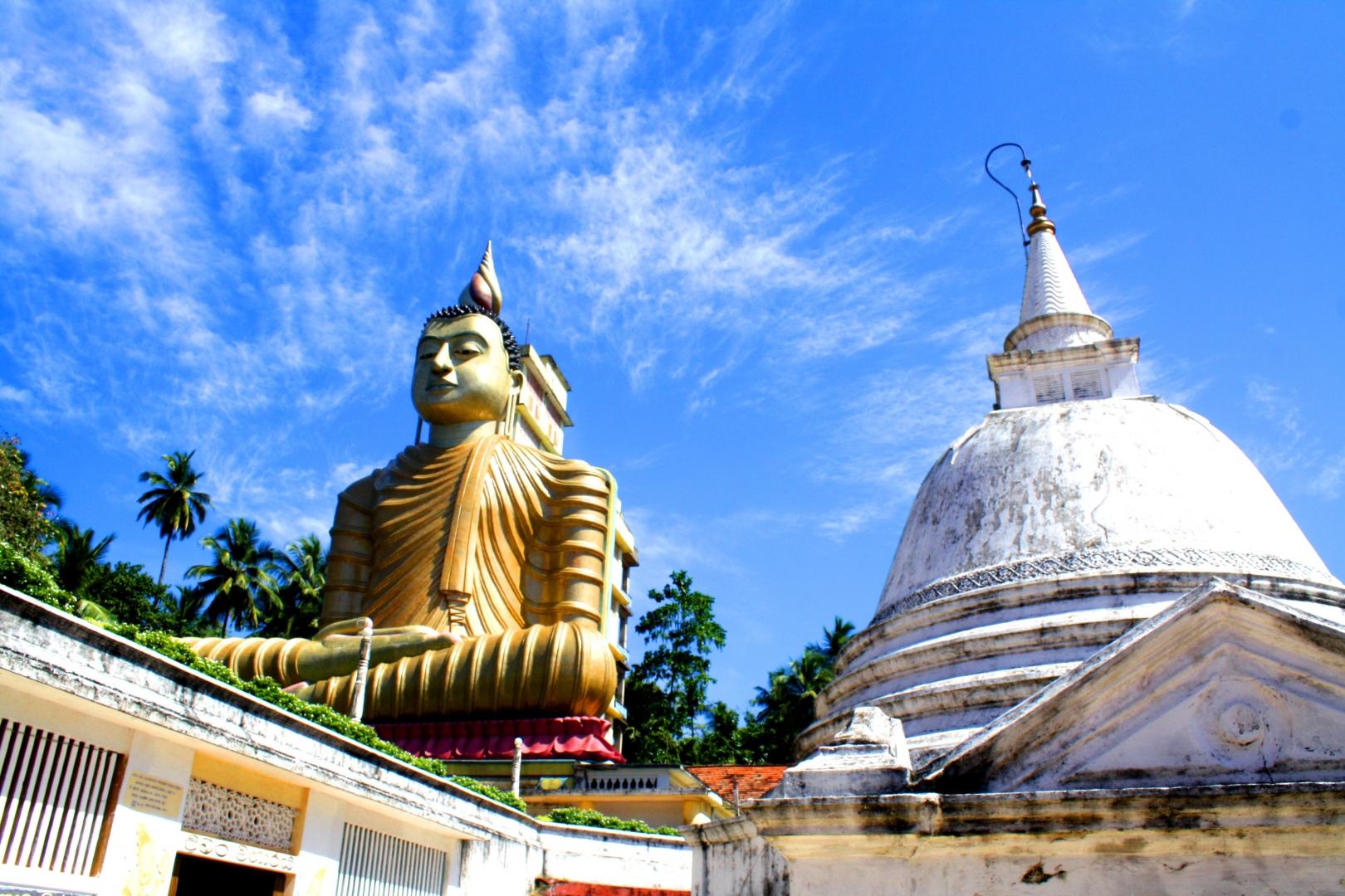 sri lanka buddhist temple - HD1280×853