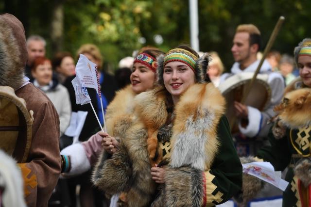 «Разные, но вместе»: народы Ленобласти стали героями крупных фестивалей