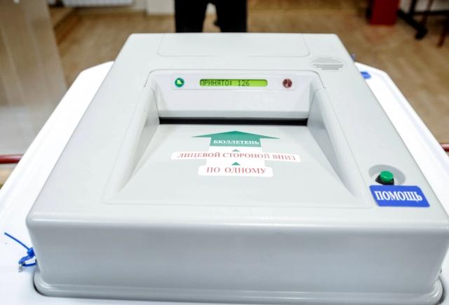 Наблюдатели Общественной палаты РФ контролируют выборы в Приморье