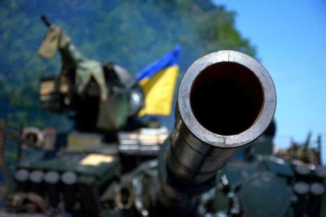 Украинские боевики снова обстреляли территорию ЛНР