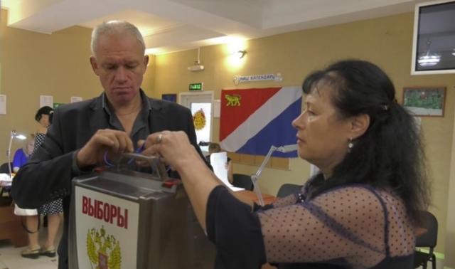 Явка во втором туре на выборах губернатора Приморья к 10:00 составила 5,08%
