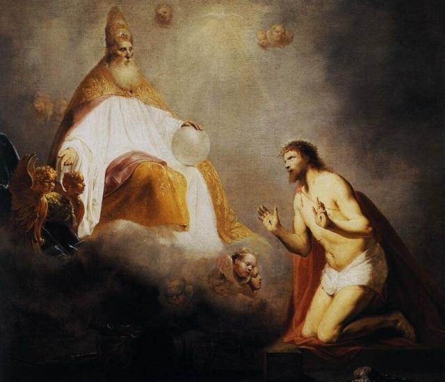 Кто на самом деле есть Отец Христа