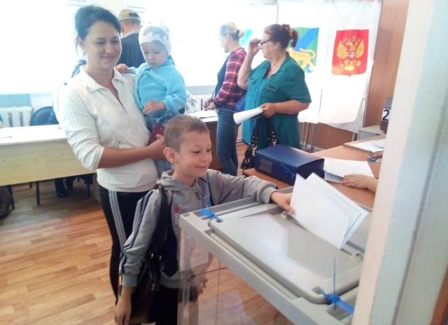 Второй тур выборов губернатора Приморья: к 18:00 явка выросла до 29,15%